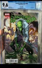 AMAZING SPIDER-MAN #688 (Campbell Lizard Variant ) CGC 9.6 NM+ Marvel 2009