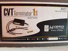 MIT CVT TERMINATOR S1 3 METER HI-END SPEAKER CABLE WITH 20 MULTIPOLE TECHNOLOGY