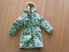 "DRAGON Loose WWII German M44 Winter Parka Italian Camo. for 12"" 1/6th Figures"