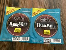 New 2 Pack Malin Stainless Steel 42-Feet Wire, 29-Pound/.011-Diameter