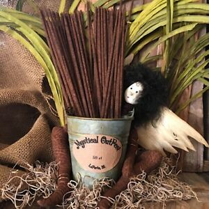 50 Count Hand Dipped Incense Sticks You Pick Fragrance Buy 4 Get 5th Free