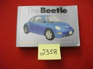 THE BEETLE HISTORY OF THE VOLKSWAGEN BEETLE 1934-TODAY VERY INFORMATIVE BOOK VGC