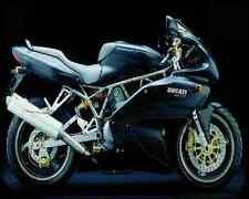 Ducati 900 Sport A4 Metal Sign Motorbike Vintage Aged