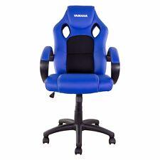 Yamaha Fahrer Bürostuhl Stuhl Sitz Fahrerlager Werkstatt Messe MOTO 2 / 3