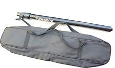 1x M20 Subwoofer / speaker extension rod / pole with bag - adjustable height