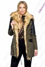 Manteaux vestes et gilets pour femme, fourrure taille 38