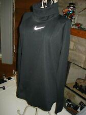 Nike Womens AEROREACT GOLF turtleneck long-sleeve shirt  Size M 869461-010  $135