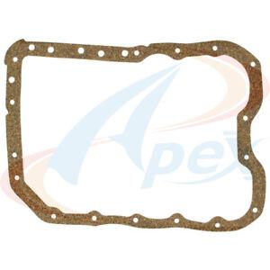 Engine Oil Pan Gasket Set|APEX Automobile Parts AOP292 (12 Month Warranty)