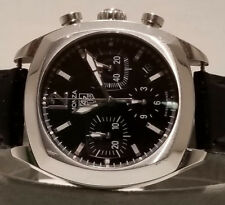 TAG HEUER MONZA 37.3mm STAINLESS STEEL AUTOMATIC CHRONOGRAPH WATCH CR2113-0
