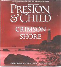 CRIMSON SHORE #16 Pendergast PRESTON & CHILD Brand New UNABRIDGED Audio SEALED