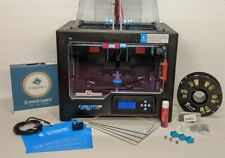 FlashForge Creator Pro 3D Printer, Modified to work with Nylon/ABS/PLA
