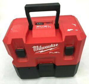 Milwaukee 0960-20 M12 FUEL 1.6 Gallon Wet/Dry Vacuum GR