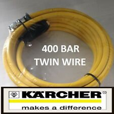 10mtr KARCHER HDS 601 745 6/12 7/10 ECO TWIN WIRE 400 BAR EXTRA INDUSTRIAL HOSE