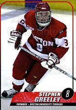 2003-04 Boston University Terriers #7 Stephen Greeley