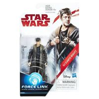 Star Wars: The Last Jedi - 3.75 Inch Toy Figure - DJ (Canto Bight) - Sealed