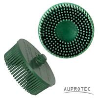 3M™ Roloc™ Original Bristle Disc ø 50 mm Abrasive Cleaning Brush Detergent New