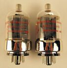 Factory New Matched Pair National 6146B / 8298A Ham Radio Amplifier Tube ON SALE