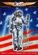 Sharkit Models 1/12 BELL ROCKET BELT 1961 Prototype