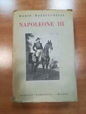 NAPOLEONE III TERZO MAZZUCCHELLI CORBACCIO 1930