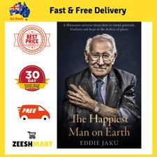 The Happiest Man on Earth by Eddie Jaku | HARDCOVER BOOK