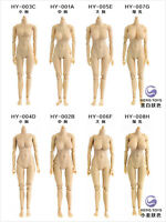 HENG TOYS 1/12 Female Joint Movement Body Fit 6Inch Body Phicen Doll