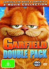 Garfield 2 Movie Collection DVD Region 4