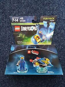 Lego Dimensions - 71214 The Lego Movie Benny Fun Pack