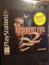 Original Resident Evil 2 (Sony PlayStation 1) PS1 Capcom - Complete with manual