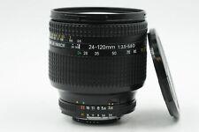 Nikon Nikkor AF 24-120mm f3.5-5.6 D IF Lens 24-120/3.5-5.6                  #833