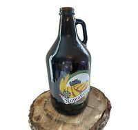 Rumspringa Brewing Co Brewery Beer Growler Bottle 64 FL oz Glass Bottle Empty