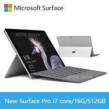 """Microsoft New Surface Pro intel i7core/16G/512GB 12.3"""" (No pen) JKH-00010"""