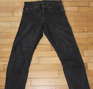 G-STAR Jeans pour Homme  W 30 - L 34 Taille Fr 40  3301 SLIM (Réf S369)