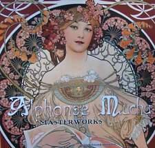LIVRE/BOOK : ALPHONSE MUCHA (affiche art nouveau posters