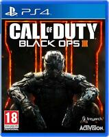 Call Of Duty Black Ops 3 (PS4) - MINT - Super FAST & QUICK Delivery FREE