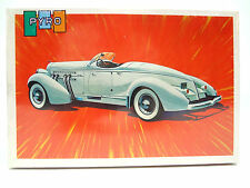 Pyro 1935 Auburn Boattail Speedster Model Car 1:25 scale kit C501-200 851 852