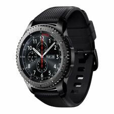 Samsung Gear S3 Frontier 4GB Stainless SM-R760 Smartwatch - Black - Water proof