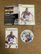 NCAA Basketball 09 (Microsoft Xbox 360, 2008)