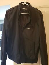 Members Only Jacket, black, size Med, excellent condition