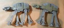 Star Wars micro machines At-at x2