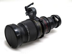 "Fujinon HA10x5B-10 2/3"" 5-50mm T2.4 B4 cine style HD zoom lens super wide angle"