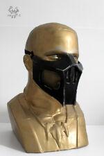 Noob Saibot Mortal Kombat mask Cosplay Forjadict3d Replica