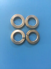 "4x MS35338-143 MSD WASHER SPLIT LOCK CRES 1/2"" STAINLESS STEEL"