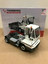 1/50 Terberg Special Vehicles YT182 Trailer Head Diecast White