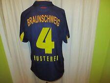 """Eintracht Braunschweig Jako Trikot 2006/07 """"BS Energy"""" + Nr.4 Husterer Gr.M/L"""