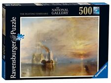 Ravensburger The National Gallery The Fighting Temeraire 500pc Jigsaw Puzzle