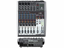 BEHRINGER 1204USB MIXER 12 INPUT WITH USB WITHOUT EFFECTS FOR VOCE