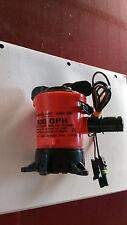 Johnson Cartridge Bilge Pump 500 GPH,MD# 3250,NEW, FREE SHIP
