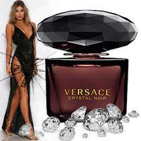 New Versace Crystal Noir For Woman Eau de Toilete 5ml .0.17 OZ 100% AUTHENTIC