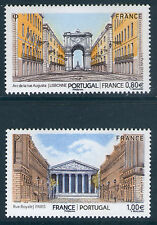 TIMBRES 5087-5088 NEUFS XX  - Emission commune : France / Portugal