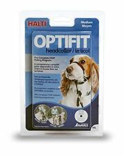 Halti OptiFit Headcollar - Medium W/ Training DVD Stop Pulling Dogs